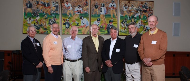 Wake Alumni Baseball Team Friends