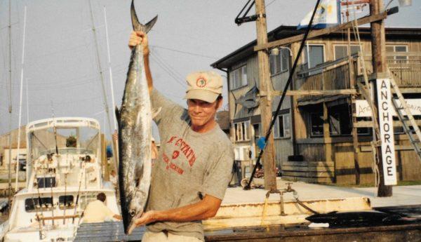 Deep sea fishing, NC coast