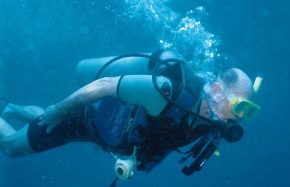 Scuba Diving in Maui, Hawaii